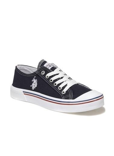 U.S. Polo Assn. Kadın Ayakkabı Penelope 100696335 Lacivert